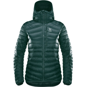 Haglöfs Essens Down Hood Women Mineral
